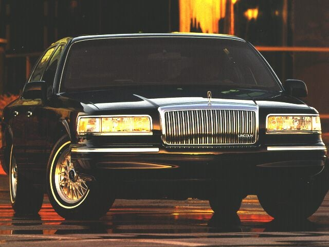 1996 Lincoln Town Car Executive In Greensboro Nc Lincoln Town Car