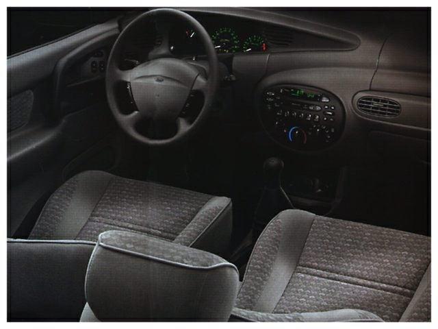 1998 Ford Escort SE in Greensboro, NC - Green Ford