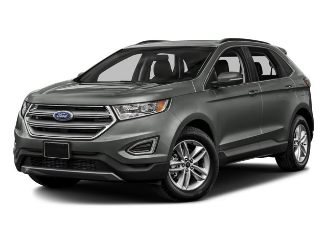 Ford Edge Sel In Greensboro Nc Green Ford