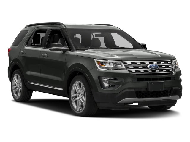 2016 Ford Explorer Xlt In Greensboro Nc Green