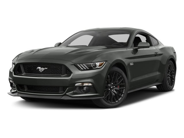 2017 Ford Mustang Gt Premium In Greensboro Nc Green