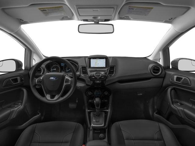 2017 Ford Fiesta Anium In Greensboro Nc Green