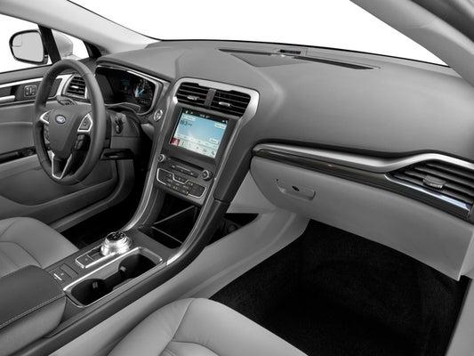 2018 Ford Fusion Hybrid Se In Greensboro Nc Green