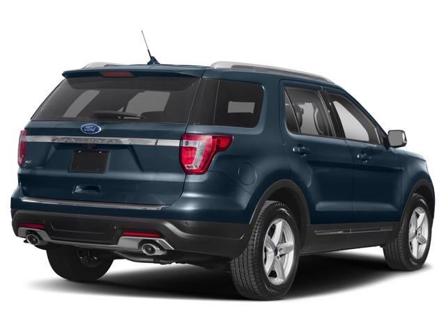 2019 Ford Explorer >> 2019 Ford Explorer Xlt In Greensboro Nc Ford Explorer Green Ford