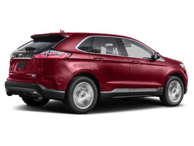 Ford Edge Titanium In Greensboro Nc Green Ford