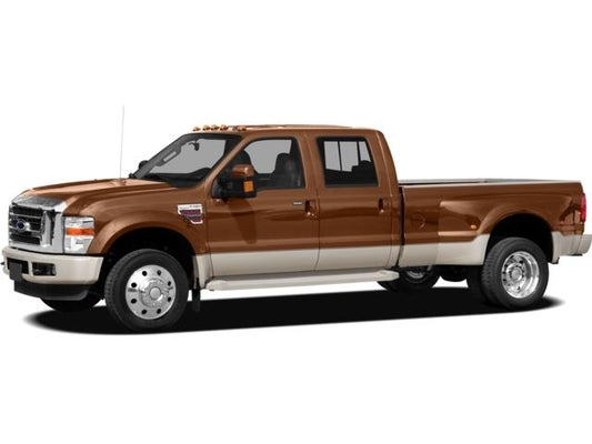 2008 ford super duty f-450 drw lariat in greensboro, nc - green ford