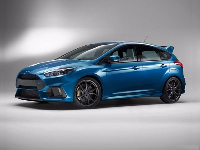 Beautiful 2018 ford Focus Rs